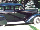 1936 Plymouth P-2