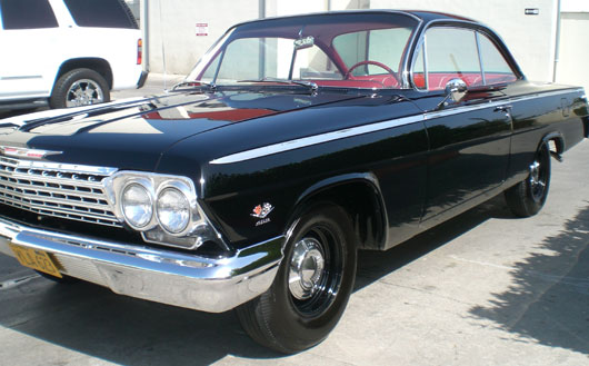 1962 Chevy Bel Air 409 409