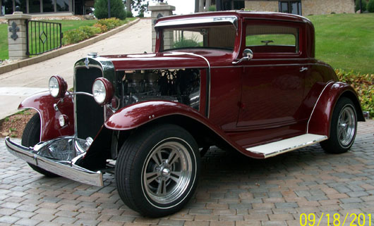 1931 chevrolet 3 window coupe for 1931 chevy 5 window coupe