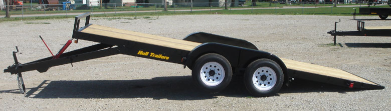 2011 Hull Trailer M/T Speedloader