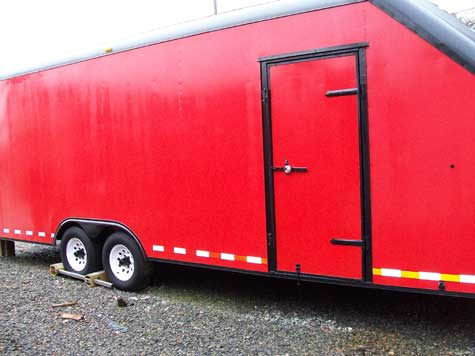 1990 Pace  24 ft Trailer