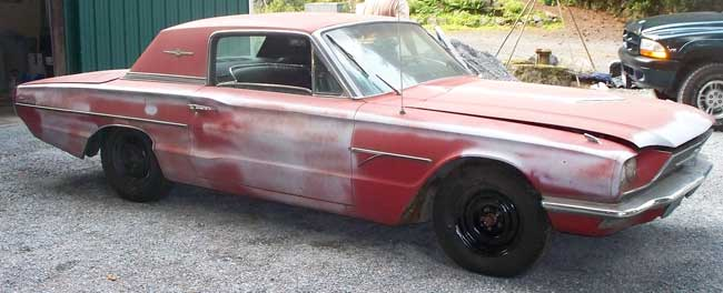 1966 Ford Thunderbird HT