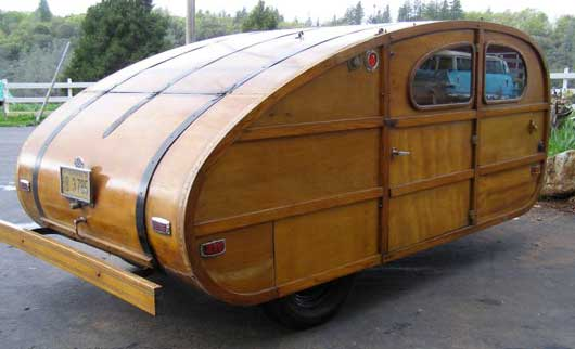 1947 Cabin Car  13 foot