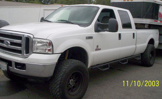 2006 Ford F-350 XLT SD