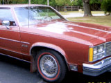 1978 Olds 98 Regency Coupe