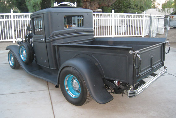 1934 Ford Pickup Street Rod