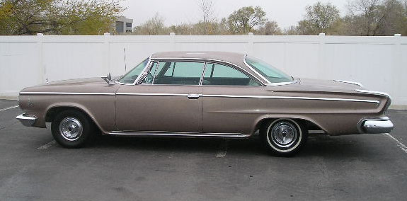 1963 Dodge Custom 880 2dr hard top w/ 413 | For A Bodies Only ...