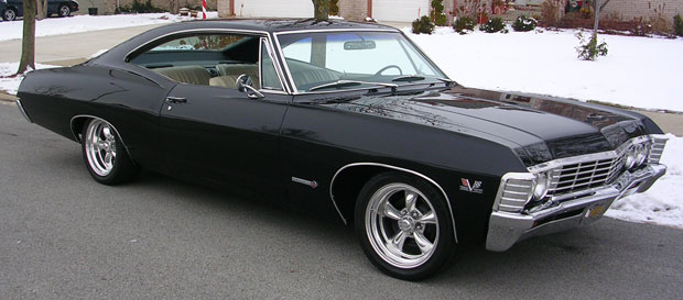 impalas chevy impala and chevy on pinterest. Black Bedroom Furniture Sets. Home Design Ideas