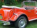 1981 Bremen Mini Mark Roadster