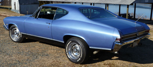 1968 Chevelle Ss For Sale In Virginia.html | Autos Post