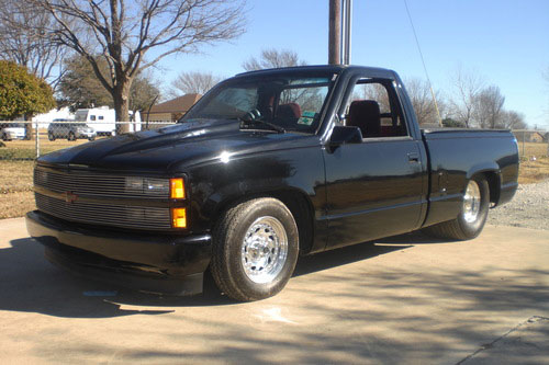 1990 Chevy Silverado 454 Ss Pickup Cars On Line Com Classic Cars