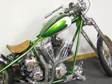 2005 Choppers Inc. Custom built by Billy Lane