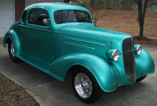 1936 chevy 5 w coupe for 1936 chevy 5 window coupe