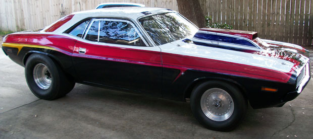 1970 dodge challenger drag - photo #17