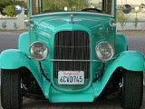 1930 Ford Model A Woodie