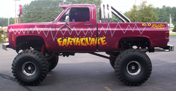 1977 Chevy Monster Truck