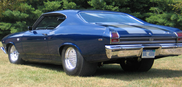 1969 Chevelle Ss Pro Street Cars On Line Com Classic Cars For Sale
