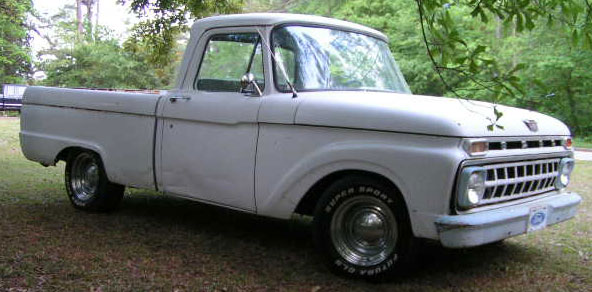 1965 Ford F100 Parts Catalog ✓ Ford is Your Car