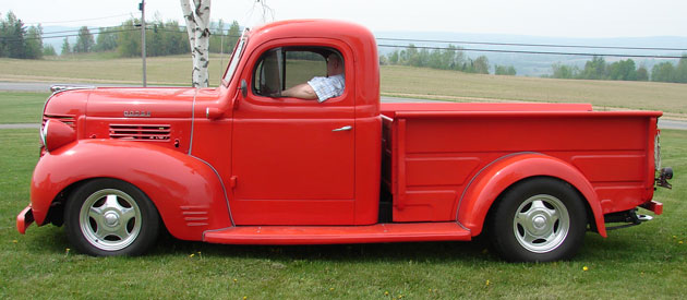 1947 pickup truck for sale dodge autos weblog. Black Bedroom Furniture Sets. Home Design Ideas