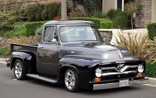 1955 Ford F-100 Pickup | Cars On Line com | Classic Cars For