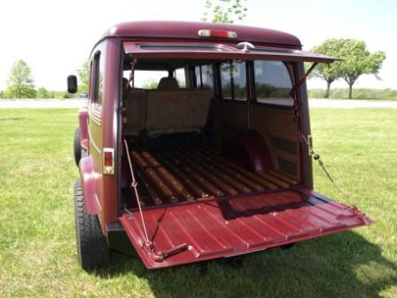 1953 Willys Stretched Wagon | Cars On Line com | Classic