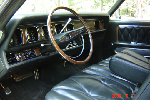 Lincoln Continental 4th generation 1961-1969 (1967 convertible 4d ...