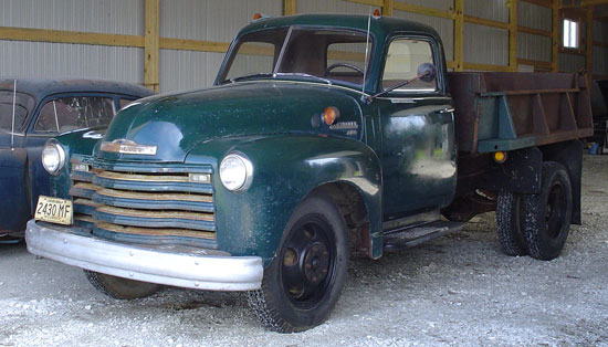 1950 Chevy 1 Ton Truck
