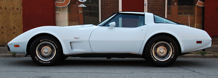 Nada Classic Cars >> 1979 Corvette Stingray