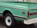 1969 Chevy  C20 Camper Special Truck