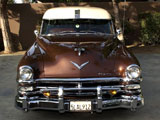 1953 Chrysler Town & Country Deluxe Station Wagon