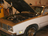 1979 Oldsmobile Cutlass W-30