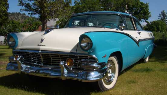 Vehicles Other Automobiles For Sale In Victoria Bc: 1956 Ford Crown Victoria For Sale In Canada