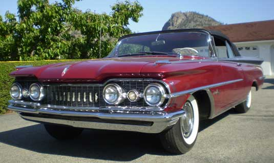 1959 Olds  Super 88  Convertible