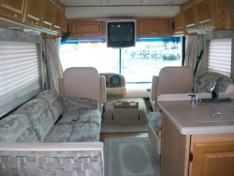2001 Rexhall Motorhome | Cars On Line com | Classic Cars For