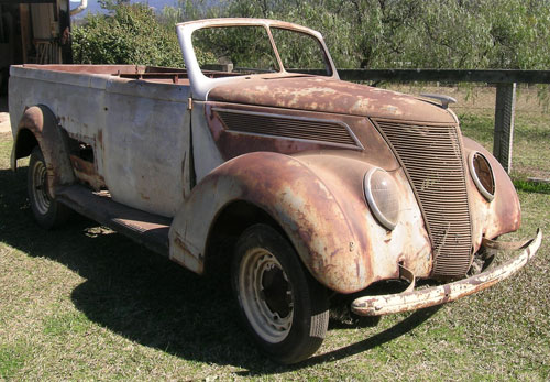 1937 Ford  Roadster UTE
