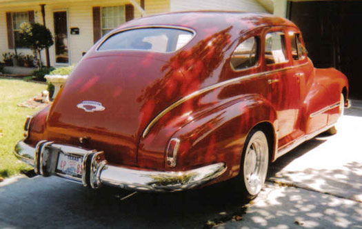 1948 oldsmobile sedan for 1948 oldsmobile 4 door sedan