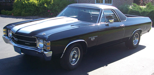 Chevy El Camino SS Tribute