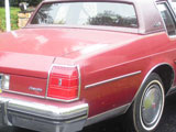 1983 Olds Delta 88 Royale Brougham