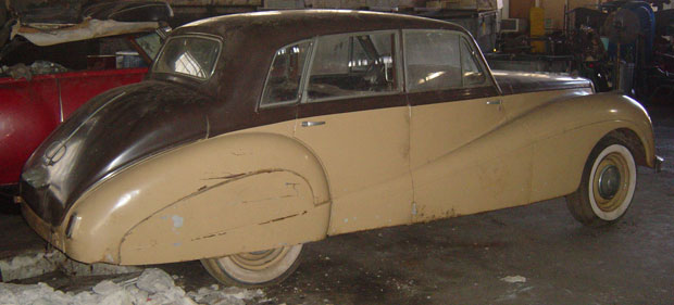 1954 armstrong siddeley star sapphire for For sale on line