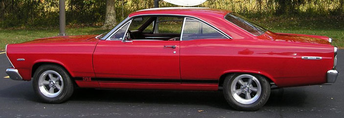 1967 Ford Fairlane XL 500
