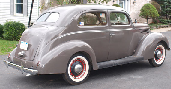 1938 ford 2dr sedan for 1938 ford 2 door coupe