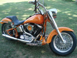1995 Harley  Heritage Softail Classic