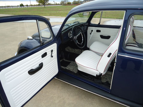 1969 Vw Beetle Sedan