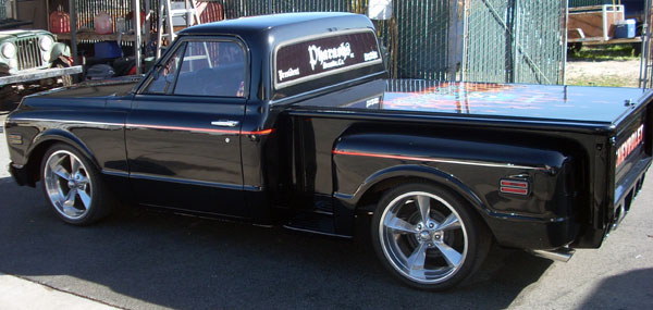 1972 chevy truck step side