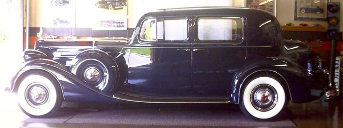 1937 Packard 1508 Series
