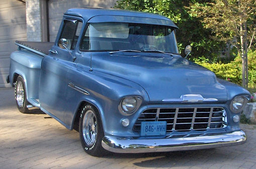 1955 Chevy Truck For Sale 1955 chevy 3100 truck