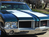 1972 Oldsmobile 442 Wagon Clone