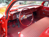 1962 Chevy Bel Air Bubble Top 409