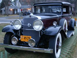 1931 Cadillac 355A 2Dr Victoria Coupe