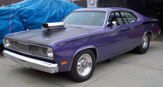 1970 Plymouth Duster Pro Street